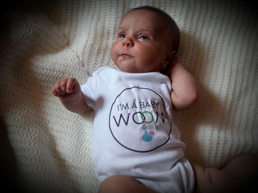 Babé nacido gracias a la tecnología de WOOM