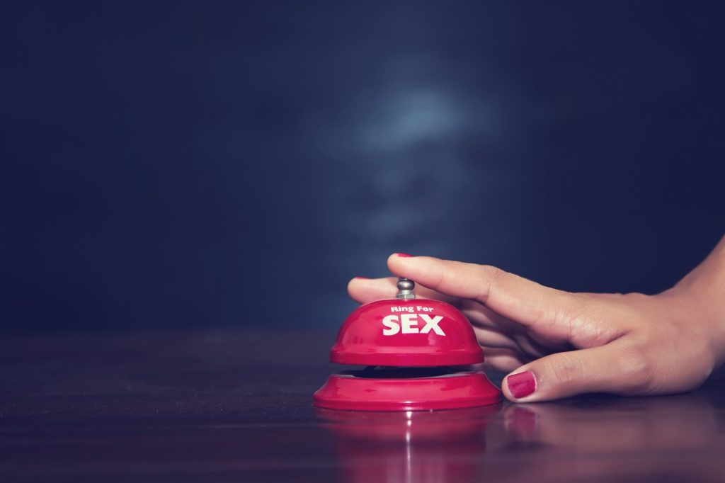 Relaciones sexuales cuando se busca un embarazo