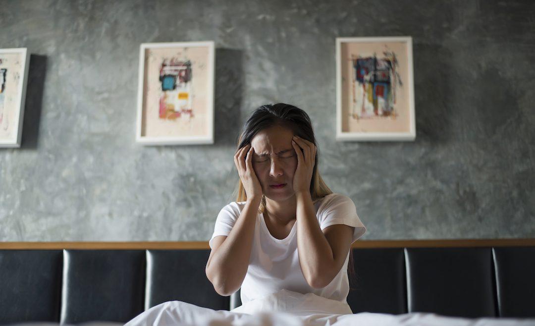 Insomnio premenstrual; otra jugarreta de las hormonas