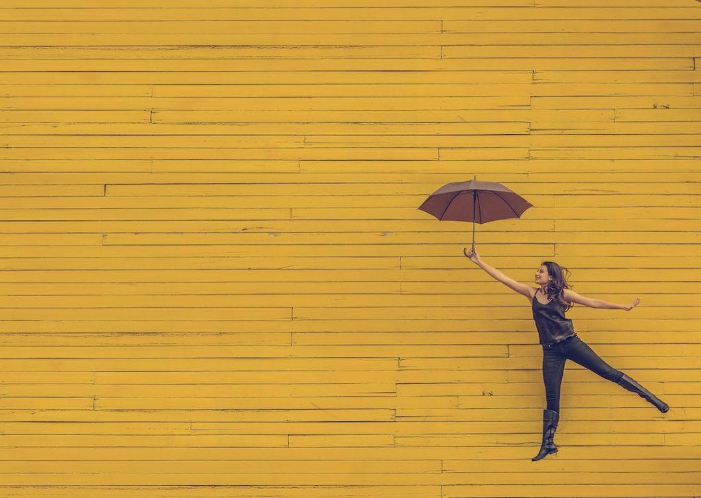 woman-umbrella